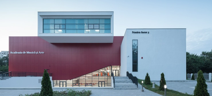High School for Music and Arts © VCE